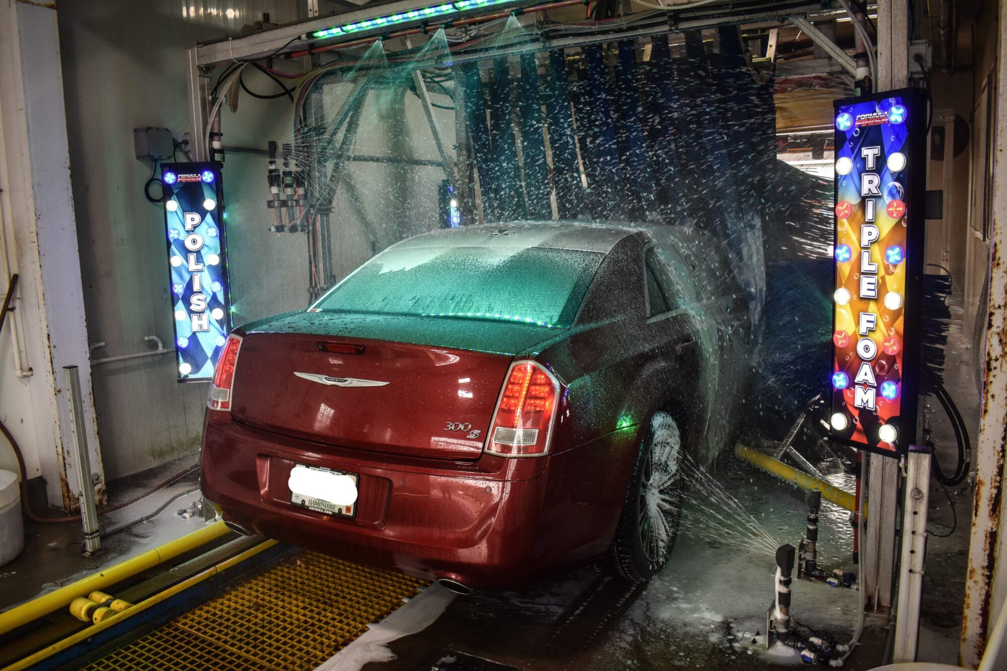 Welcome to Yellow Dog Car Wash